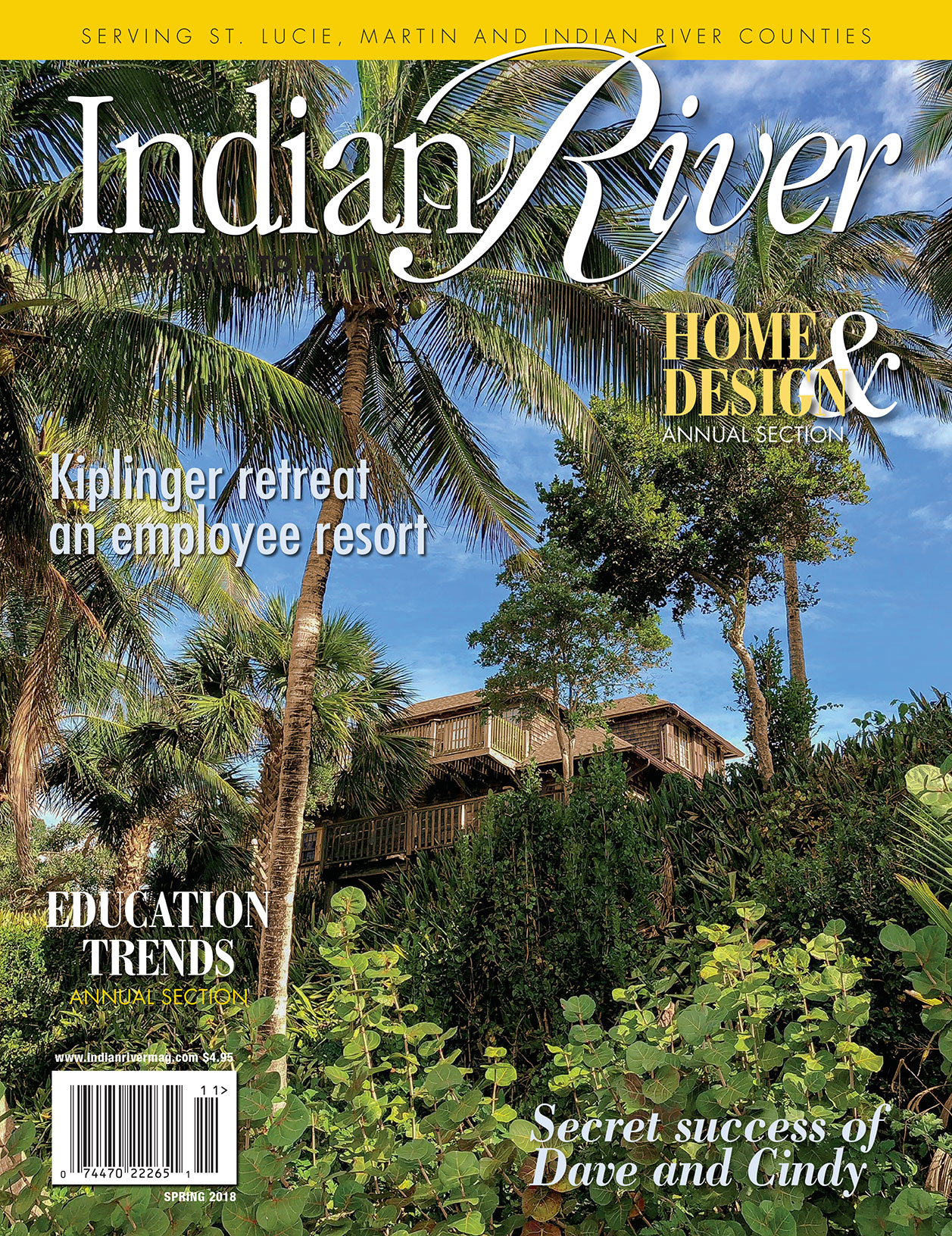 Winter 2018 Indian River Magazine