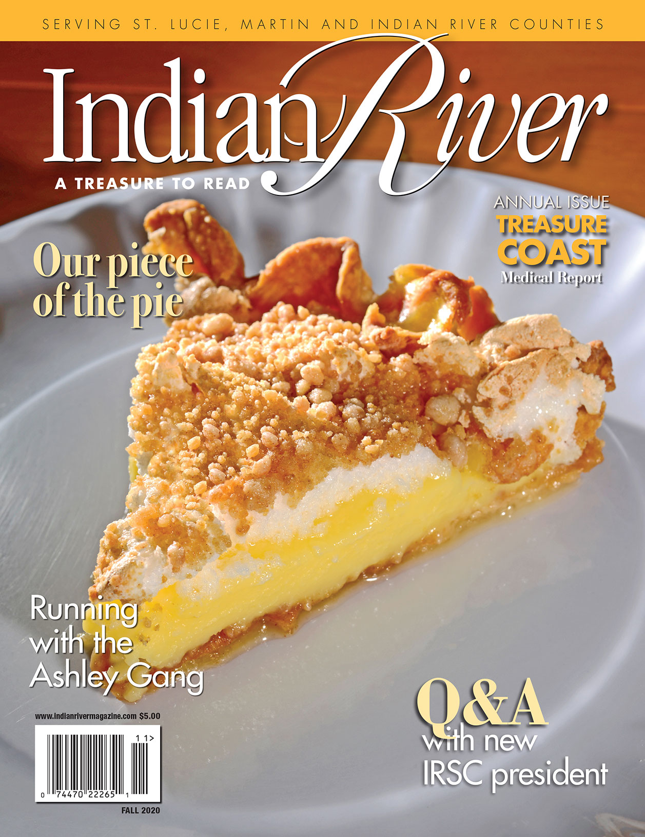 Fall 2020 Indian River Magazine