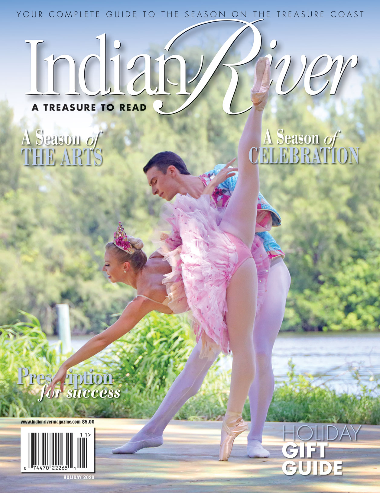 Holiday 2020 Indian River Magazine
