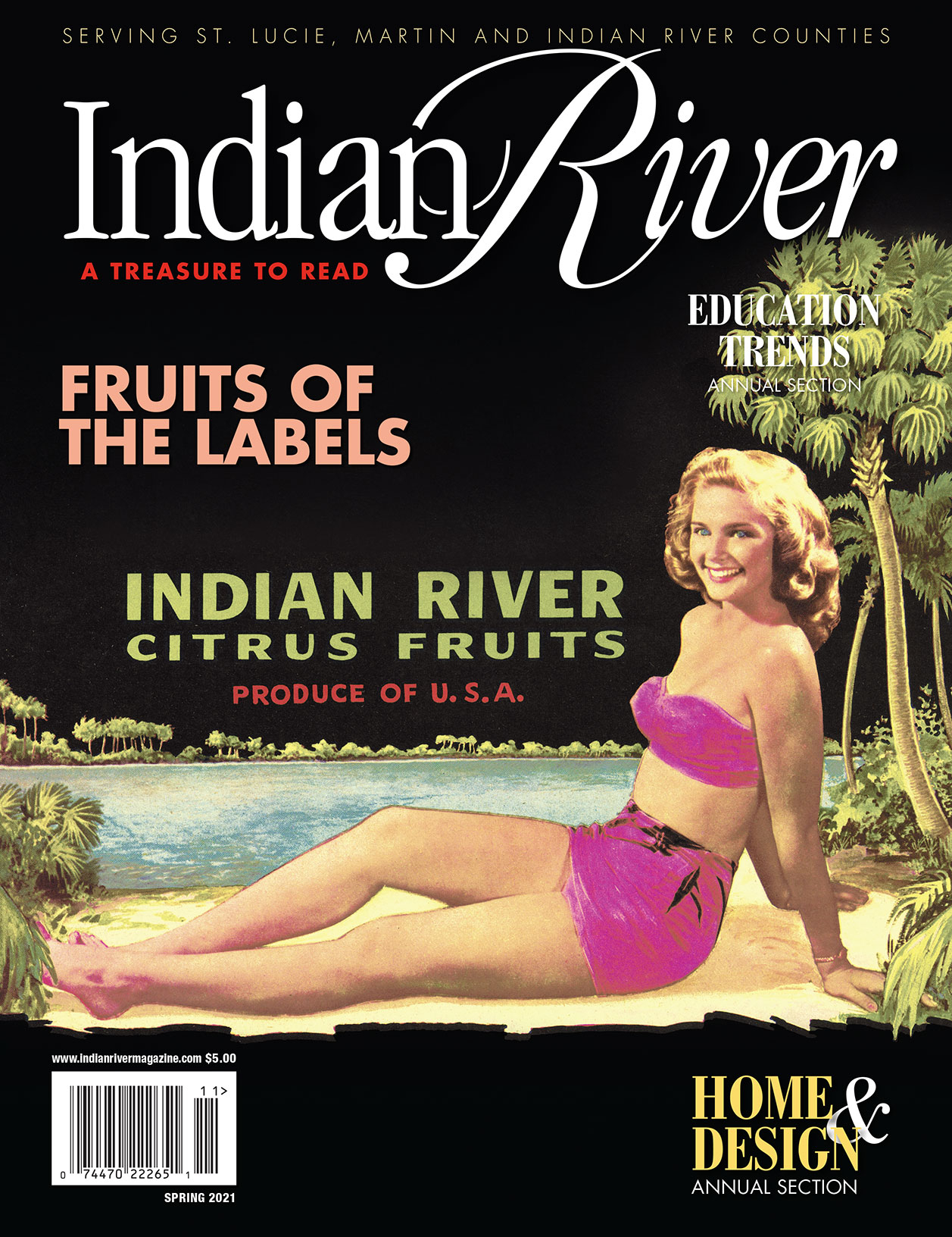 Spring 2021 Indian River Magazine