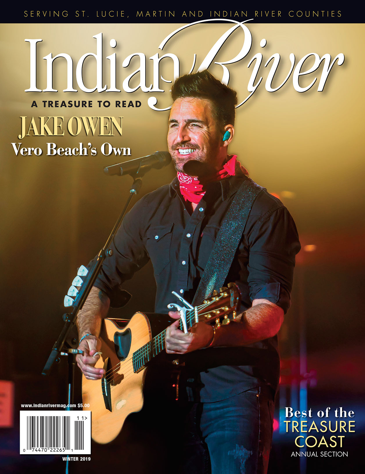 Holiday 2018 Indian River Magazine