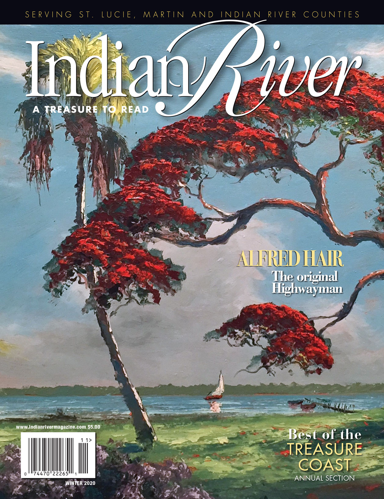 Holiday 2019 Indian River Magazine