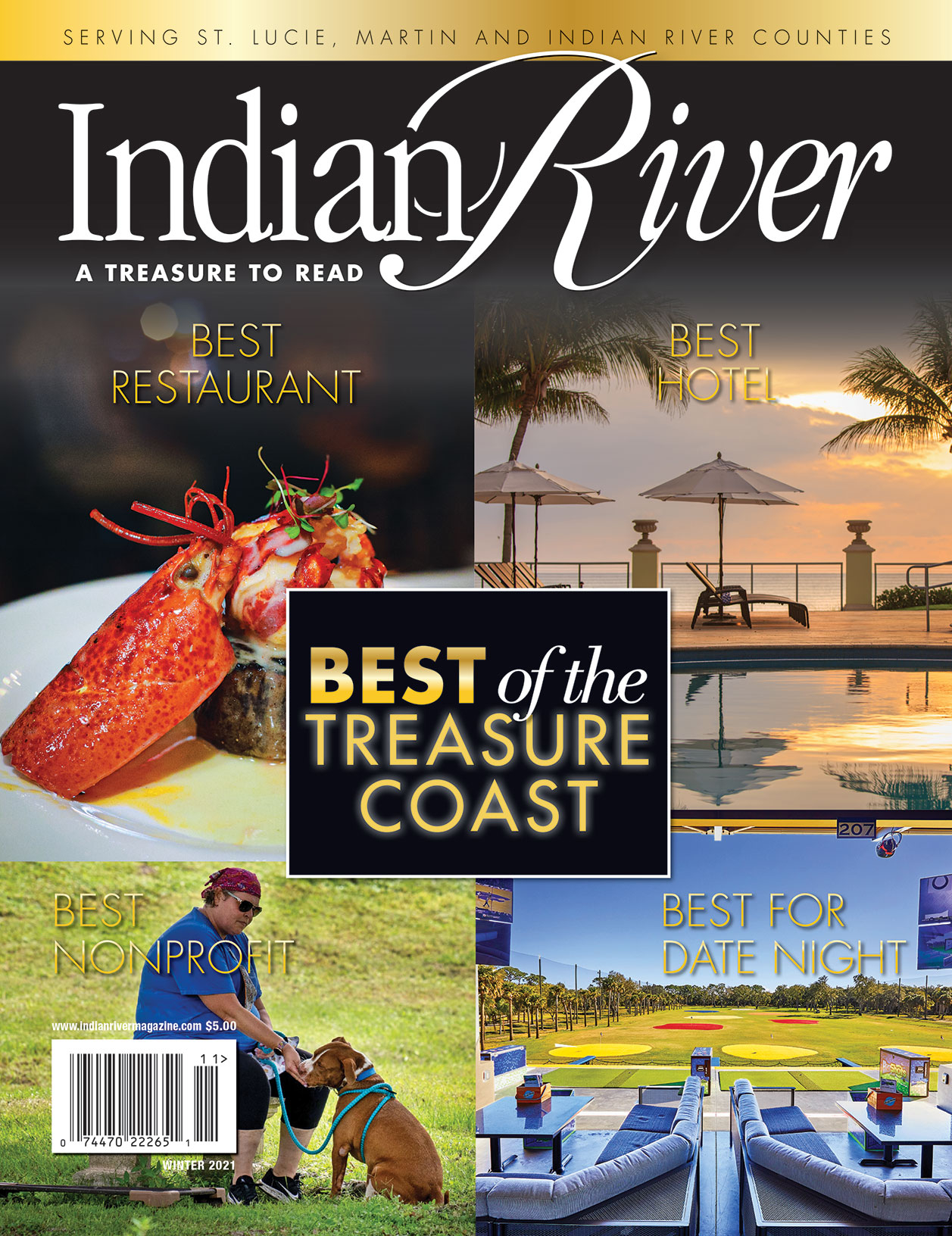 Winter 2021 Indian River Magazine