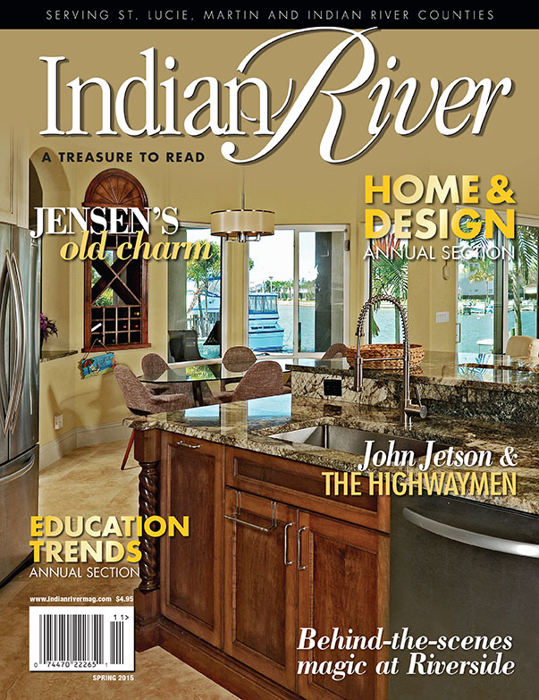 Spring 2015 Indian River Magazine