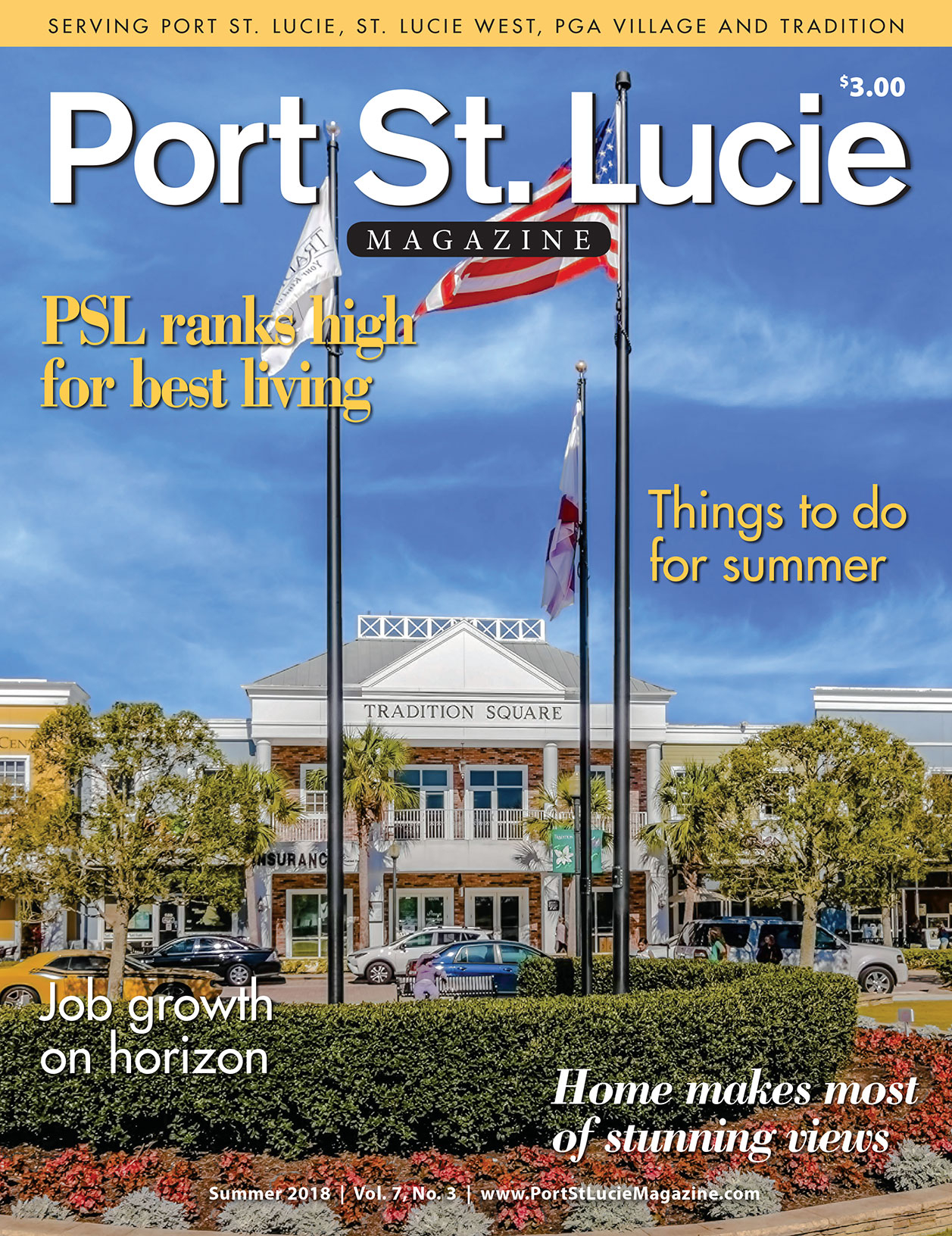 Port St. Lucie Magazine - Vol. 7, No. 1