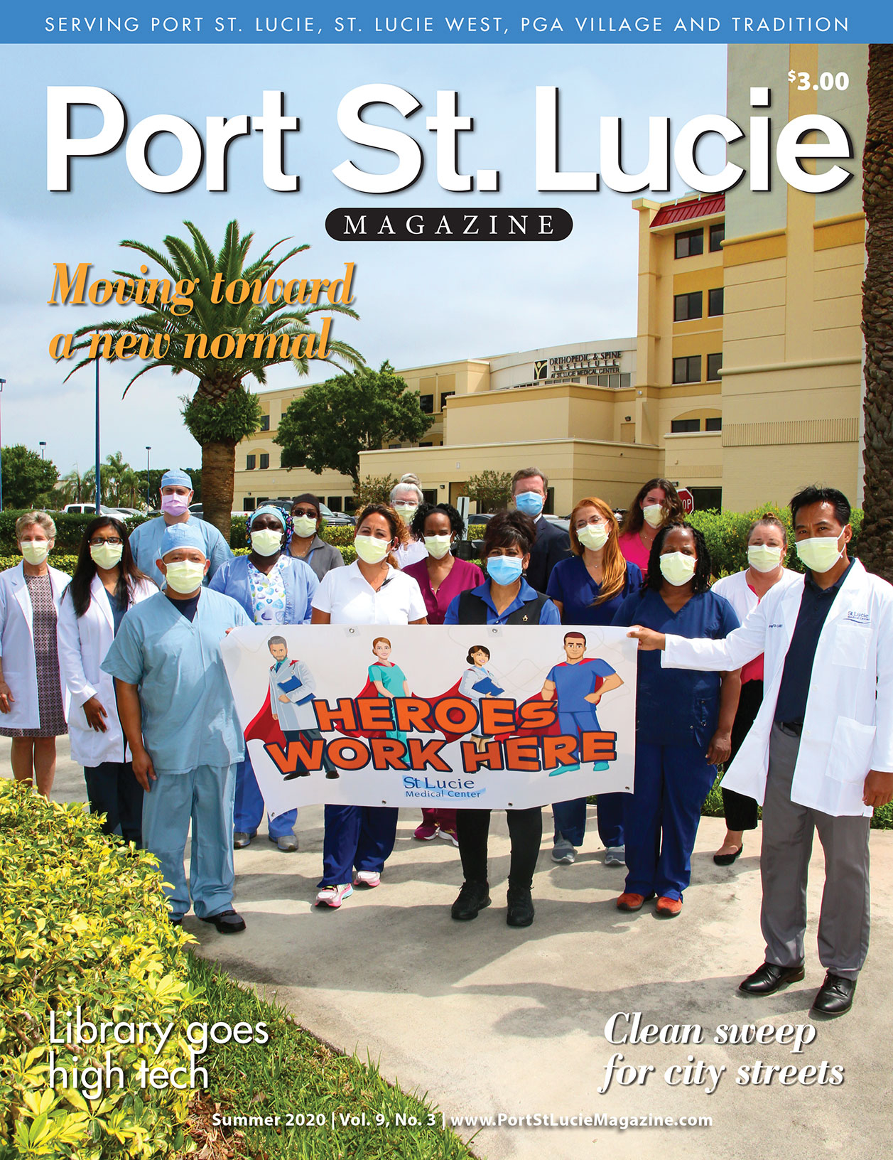 Port St. Lucie Magazine - Vol. 9, No. 3