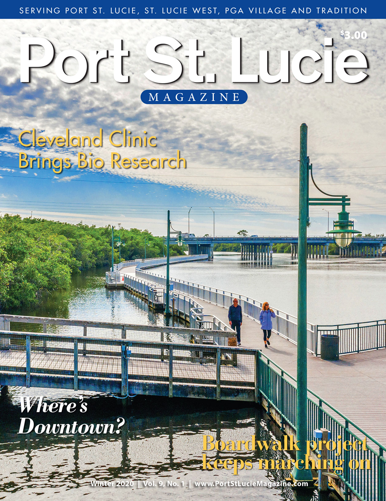 Port St. Lucie Magazine - Vol. 7, No. 4