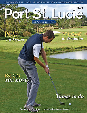 Port St. Lucie Magazine - Vol. 5, No. 1